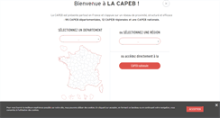 Preview of 19.capeb.fr